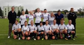 Pierwsze zwycięstwo piłkarek w II lidze