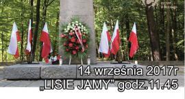 Dzień Pamięci Ofiar Totalitaryzmu w Lisich Jamach