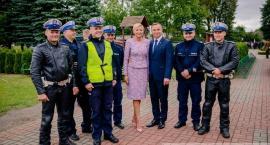 Policjanci zabezpieczali wizytę prezydenta RP