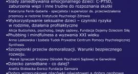 O zaniedbaniu emocjonalnym dzieci i nie tylko – Konferencja w Garwolinie