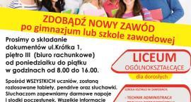 Wiedza.pl – Bezpłatna szkoła dla dorosłych w Garwolinie zaprasza!