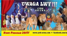 Cyrk Arena już w czwartek w Garwolinie! Wygraj bilety!