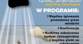 Zapraszają na czuwanie przedpielgrzymkowe w parafii Żelechów (video)
