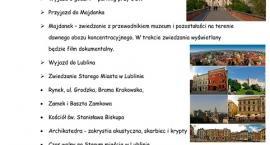 GOK w Borowiu zaprasza na wakacyjne wyjazdy