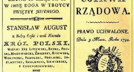 """Gra terenowa """"W obronie Konstytucji Trzeciego Maja"""" w Miętnem"""