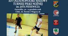 Piłkarski weekend w Garwolinie: Turniej im. Jana Piesiewicza