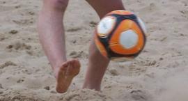 Mamut zaprasza na granie na piasku