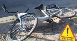 Garwolin: Dwa potrącenia na ścieżce rowerowej