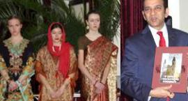 """Ambasador Indii Ajay Bisaria z wizytą garwolińskim """"Katoliku"""""""