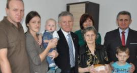 Polska rodzina z Kazachstanu zamieszkała w Garwolinie