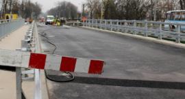 Remont mostu w Garwolinie na finiszu