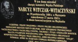 Garwolin uczci pamięć chorążego Narcyza Witczaka-Witaczyńskiego