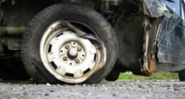 Wólka Ostrożeńska: Zderzenie 4 samochodów. Zginęło 11-letnie dziecko