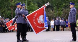 Mazowieckie Święto Policji i sztandar dla garwolińskiej komendy