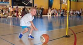Sportowe zmagania dzieci, czyli I Spartakiada Przedszkolaków