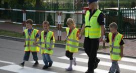 Odblaski obowiązkiem pieszego