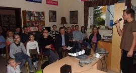 Spotkanie z podróżnikiem w Pilawie