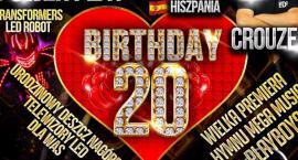 Mega Music Wilga - 20. urodziny Twojego klubu