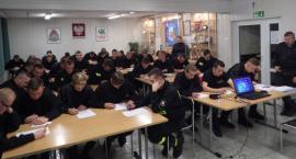 Ochotnicy zdali egzamin