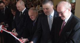 Hemodynamika w Garwolinie otwarta z udziałem ministra Radziwiłła