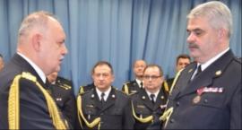 Komendant straży pożarnej w Garwolinie awansowany