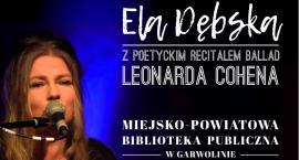 Zaproszenie na recital Eli Dębskiej