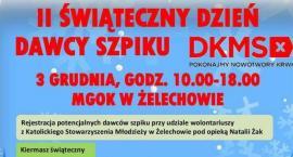 II Świąteczny Dzień Dawcy Szpiku w Żelechowie