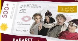 Kabaret pod Wyrwigroszem w Garwolinie! Ruszyła sprzedaż biletów!