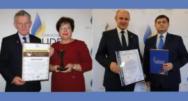 Liderzy Edukacji - Miasto Garwolin, powiat i starosta wyróżnieni