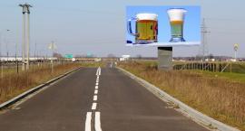 Reklama piwa w strefie aktywności w Garwolinie? Starostwo mówi NIE!