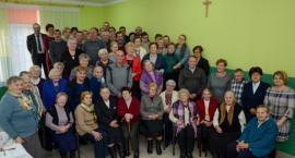 Opłatek dla seniorów i osób samotnych w gminie Łaskarzew