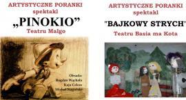 Ferie z teatrem – Pinokio i Bajkowy strych w CSiK