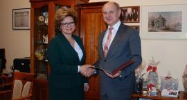 Dorota Brojek powołana na powiatowego inspektora sanitarnego w Garwolinie