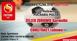 Halowy Puchar Polski w Garwolinie