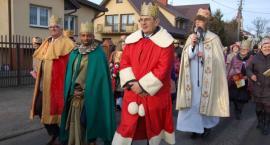 Orszaki Trzech Króli w Pilawie i Trąbkach