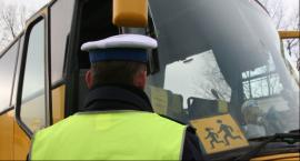Ferie 2018 – Policyjne kontrole autokarów w Garwolinie