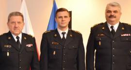 Tomasz Biernacki zastępcą komendanta straży w Garwolinie