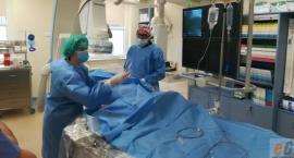 Uratowali życie kobiecie z zawałem serca – chrzest bojowy w szpitalu w Garwolinie