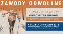 Zawody w narciarstwie biegowym odwołane