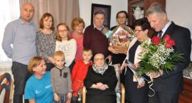 Najstarsza mieszkanka Garwolina świętowała 104. urodziny