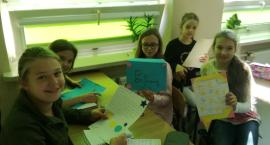 Projekt Erasmus+ w szkole w Rębkowie