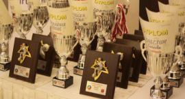Wręczenie nagród w Garwolińskiej Lidze Piłkarskiej