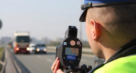Policja w Garwolinie ma nowy miernik prędkości – kierowcy tracą prawa jazdy