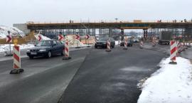 Przełożenie ruchu na nową trasę główną S17