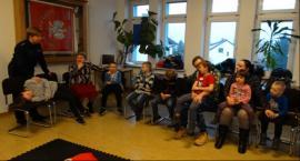 Policyjne spotkanie z grupami wsparcia