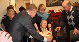 Pani Józefa Wielgosz skończyła 100 lat!