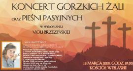 Koncert Gorzkich Żali i pieśni pasyjnych w Pilawie