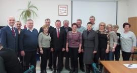 Gm. Górzno - Sołtysi docenieni przez wójta