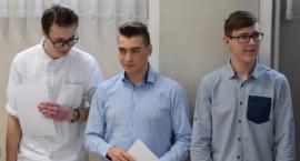 Uczniowie z Ekonomika na podium II etapu Olimpiady ZUS