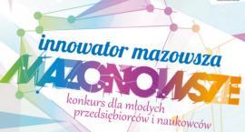 Innowator Mazowsza - konkurs dla przedsiębiorców i naukowców